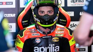 MotoGP: Cztery lata bezwzględnej dyskwalifikacji dla Andrei Iannone