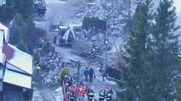 Wybuch gazu w Szczyrku. Sąd zadecydował ws. aresztu podejrzanego