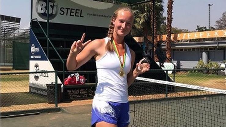 Australian Open: Baszak awansowała do finału juniorek