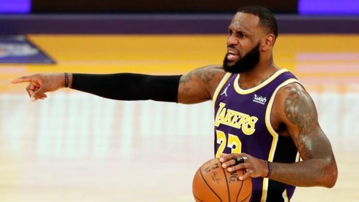 Ciągle kontrowersje wokół Meczu Gwiazd NBA: wybrany...za karę?!