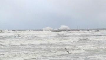 Na Bałtyku zatonął jacht. Uratowano dwie osoby