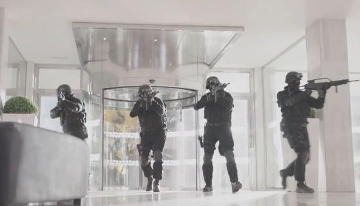 Brytyjska policja instruuje turystów na wypadek zamachu terrorystycznego