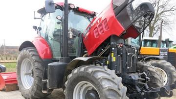 CBŚP rozbiło gang handlujący kradzionymi traktorami
