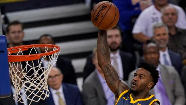 NBA: Rekordowa liczba punktów Warriors w pierwszej kwarcie