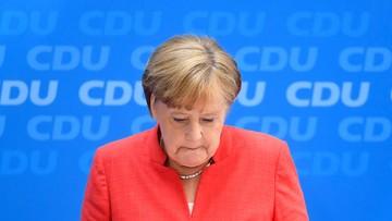 CSU stawia Merkel ultimatum ws. migracji. Ma czas do końca czerwca
