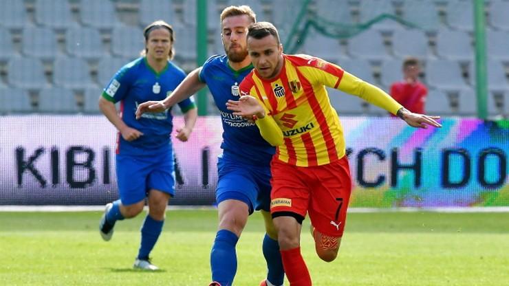 Bez goli w meczu Korona Kielce - Miedź Legnica
