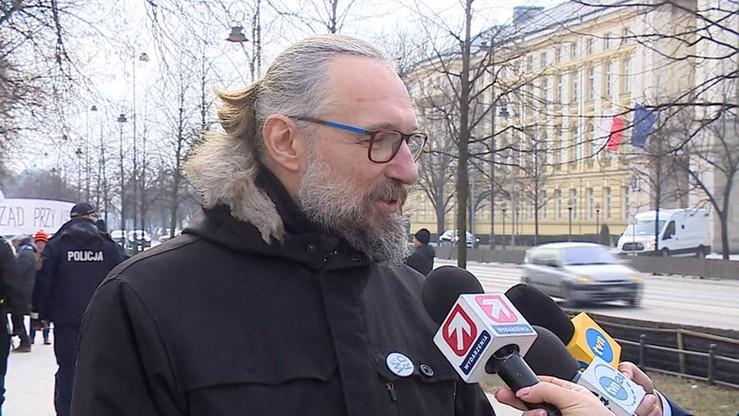Ruszył proces Mateusza Kijowskiego ws. poświadczenia nieprawdy w fakturach