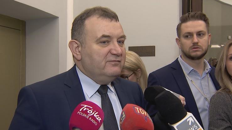 Gawłowski przewodniczącym komisji ds. klimatu. Protest senatorów PiS