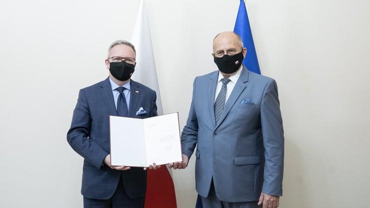 Krzysztof Szczerski ambasadorem przy ONZ. Szef MSZ wręczył nominację