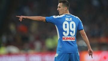 Milik dogadał się z nowym klubem. Polak czeka na decyzję prezesa Napoli