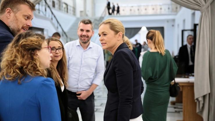Sejmowy pierwszy raz. Debiutanci przechodzą szkolenie