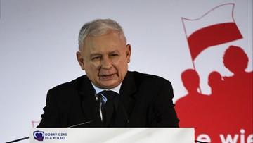 Kaczyński: opozycja chce zlikwidować w Polsce demokrację