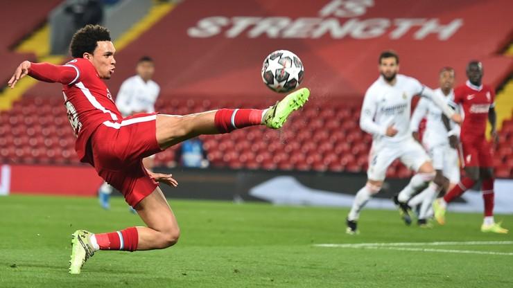LM: Rozczarowanie na Anfield. Real Madryt wyeliminował Liverpool