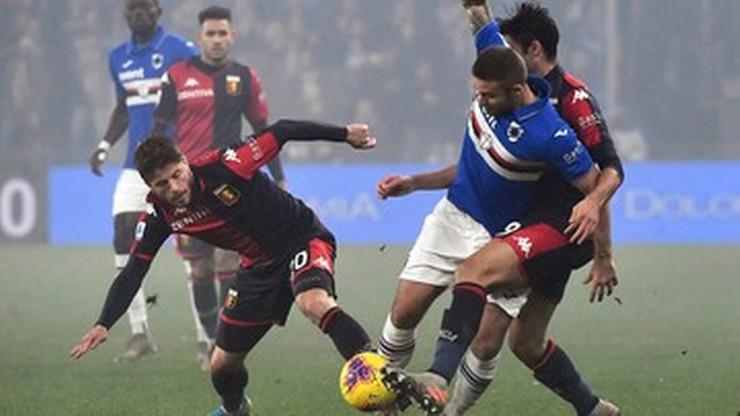 Serie A: Drugi piłkarz Genoi zakażony koronawirusem