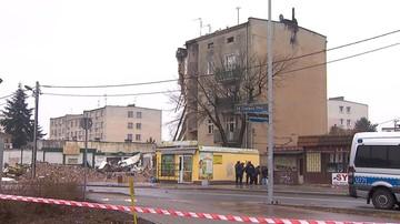 Poznańska kamienica, w której wybuchł gaz, do całkowitej rozbiórki