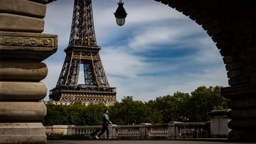 Mniej zużytej energii, mniej śmieci. Izolacja wyludniła Paryż