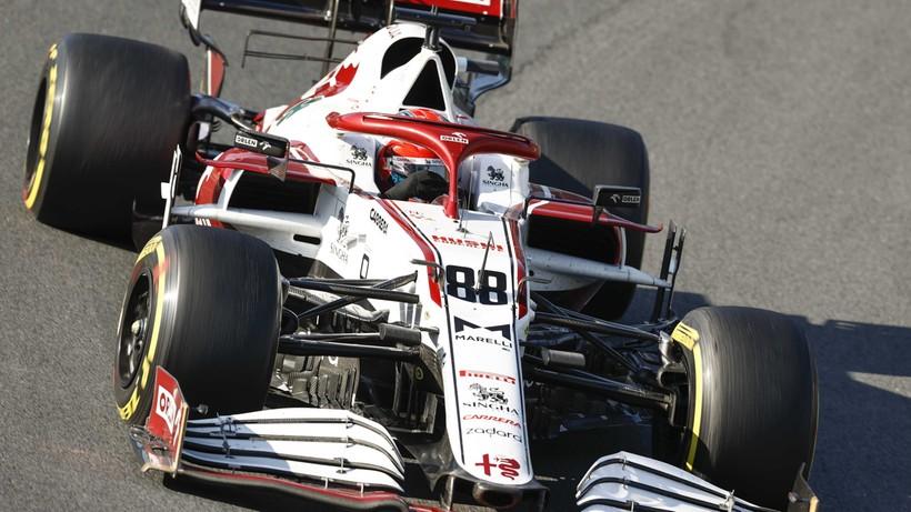 GP Włoch: Robert Kubica 19. w kwalifikacjach do sprintu