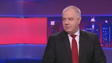 """""""Zostaliśmy pomówieni jako naród. To wymaga przeprosin"""". Sasin o konflikcie na linii Polska-Izrael"""