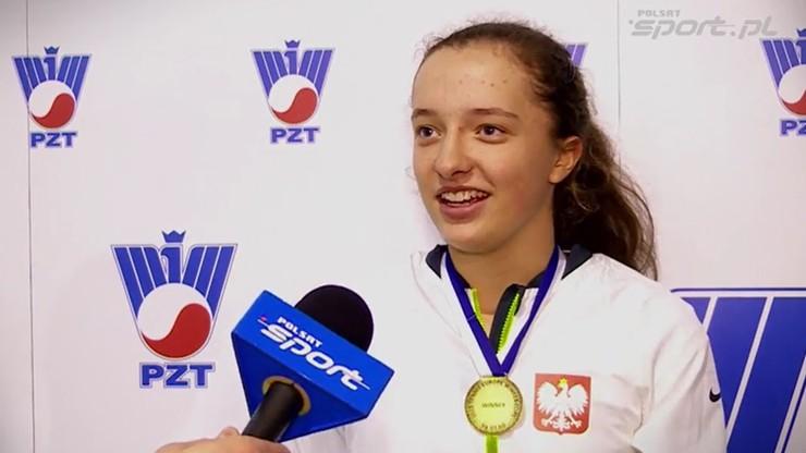 Unikatowy wywiad z Igą Świątek z 2015 roku. Tenisowe początki triumfatorki French Open