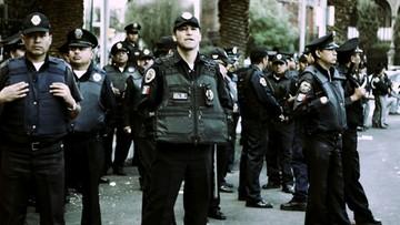 Policja i wojsko winne zbrodni przeciwko ludzkości w Meksyku