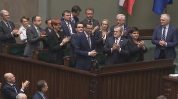 Politycy roku w sondażu CBOS: Morawiecki, Duda, Kaczyński