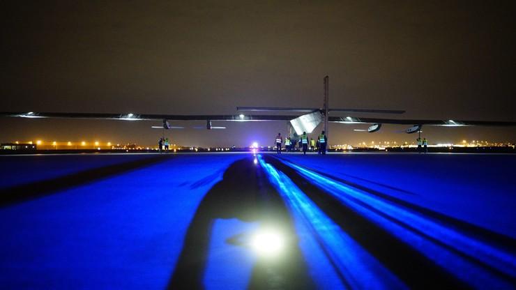 Solarny samolot wyruszył z Ohio do Pensywlanii