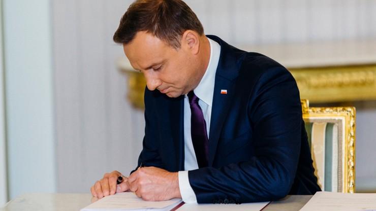 Straż Marszałkowska liczniejsza i z większymi kompetencjami. Prezydent podpisał ustawę