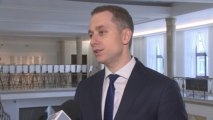 Tomczyk: chcemy, by premier oraz marszałek wycofali z TK wnioski przeciw przedsiębiorcom