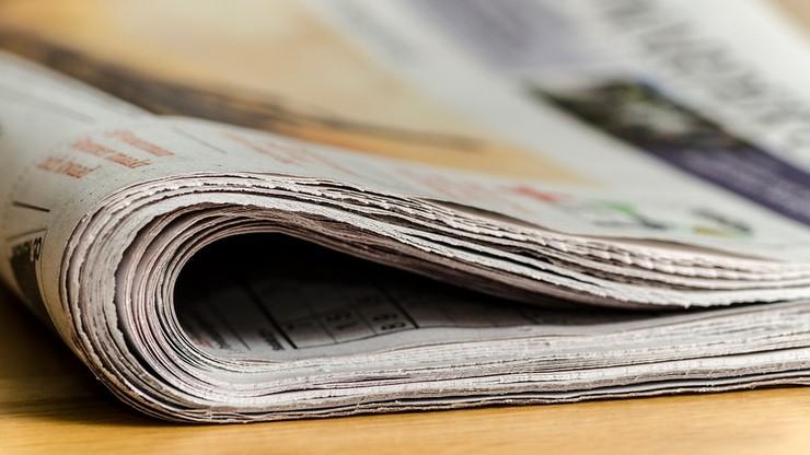 Zawieszono wydawanie jednego z największych węgierskich dzienników