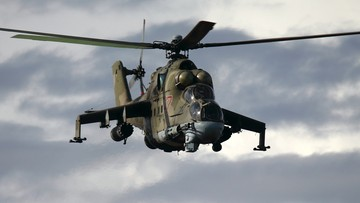Rosyjski śmigłowiec zestrzelony w Armenii