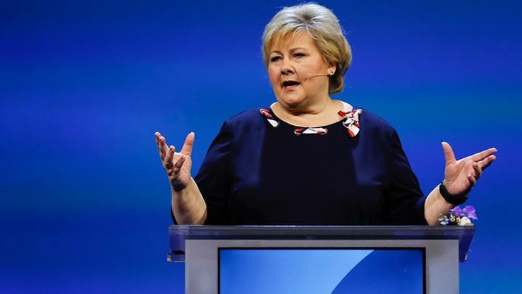 Premier Norwegii ma zapłacić grzywnę za złamanie restrykcji