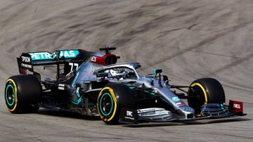 Formuła 1: Lewis Hamilton najszybszy na obu treningach