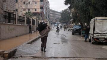 Jest porozumienie o ewakuacji wschodniego Aleppo