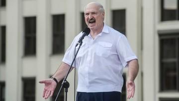 Łukaszenka: dopóki mnie nie zabijecie, nie będzie innych wyborów
