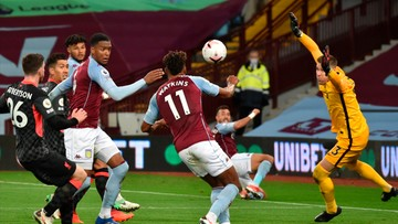 Premier League: Liverpool rozgromiony przez Aston Villę!