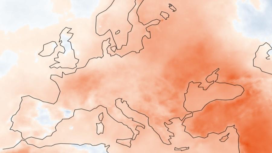 Fot. Copernicus Climate Change Service / ECMWF.