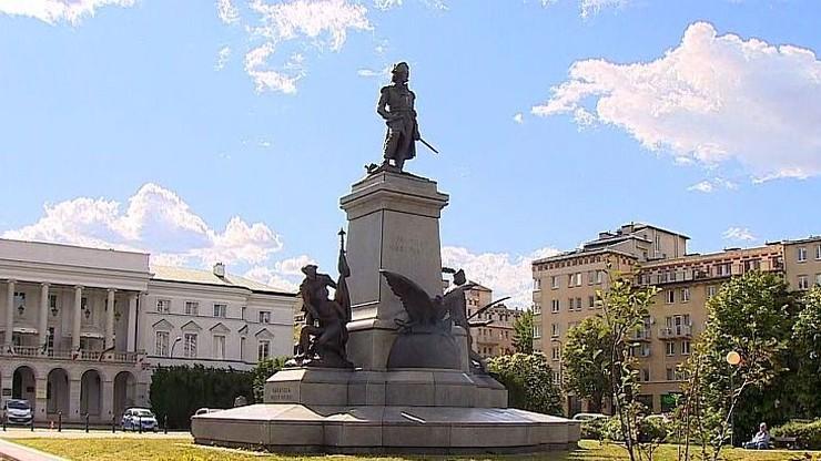 #MuremZaKościuszką - akcja Polsat News