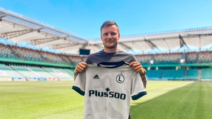 Mattias Johansson i Josue Pesqueira nowym zawodnikami Legii Warszawa