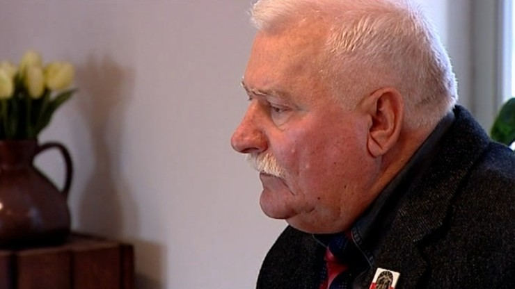 Wałęsa opuścił IPN. Zakwestionował wszystkie dokumenty, nie rozmawiał z dziennikarzami