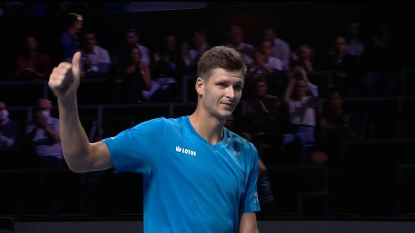 ATP w Metz: Hubert Hurkacz - Peter Gojowczyk. Transmisja TV i stream online