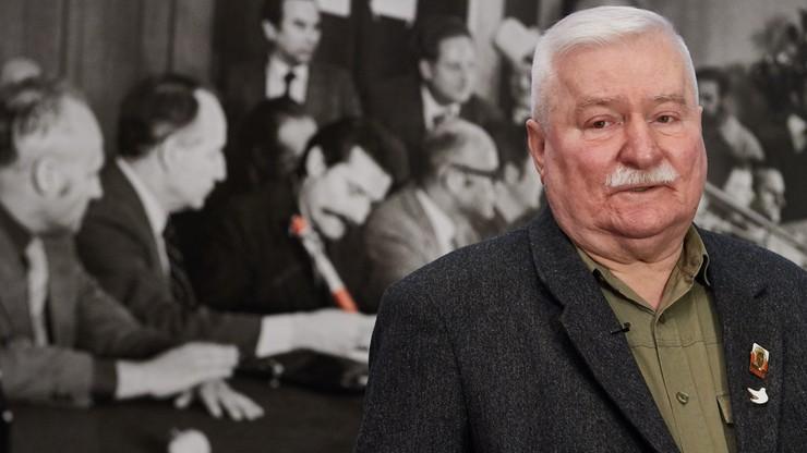 """""""Ale ja prosiłem o teczkę swoją"""". Wałęsa na nagraniu z Archiwum IPN"""