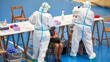 Wzrosła liczba przypadków koronawirusa. Najwięcej w Małopolsce