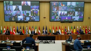 Spotkanie szefów dyplomacji państw NATO