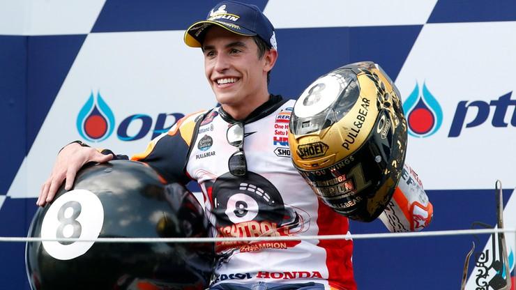 MotoGP: Marquez zapewnił sobie szósty tytuł