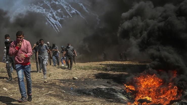 USA zablokowały projekt oświadczenia Rady Bezpieczeństwa ONZ ws. starć w Strefie Gazy