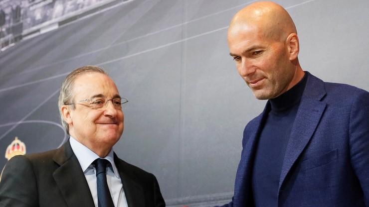 Media: Odejście Zidane'a przyćmiło debatę o dymisji premiera
