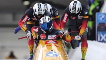 ME i PŚ w bobslejach: Friedrich najlepszy także w czwórkach