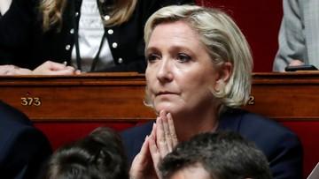 """Le Pen chce zmienić """"wszystko"""" w swojej partii. Również nazwę"""