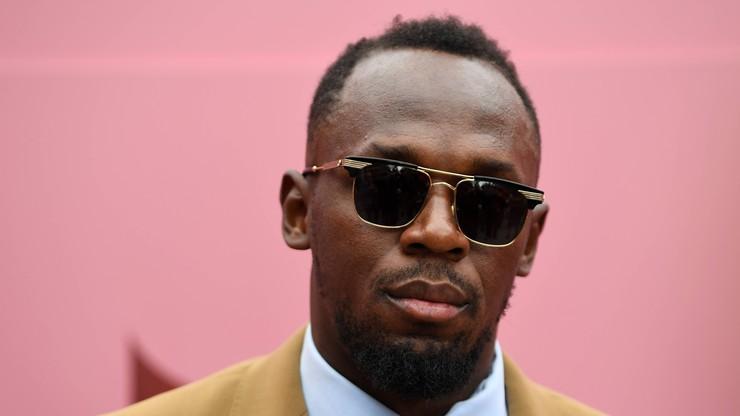 """Usain Bolt nadal przeżywa piłkarskie niepowodzenie. """"Myślę, że nie miałem uczciwych, równych szans"""""""