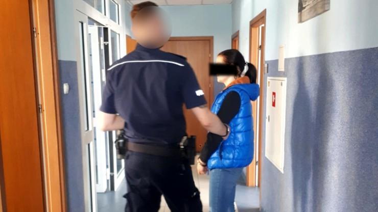 28-letnia matka pogryzła córkę. Trafiła do aresztu